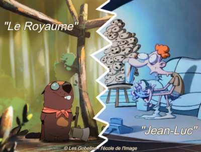 Le Royaume and Jean-Luc