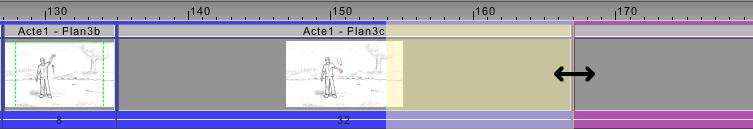 Animatic duration