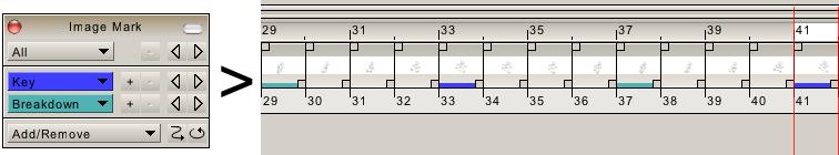 Image Mark Panel