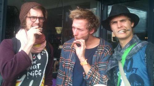 Bo, Mikkel & Kenneth