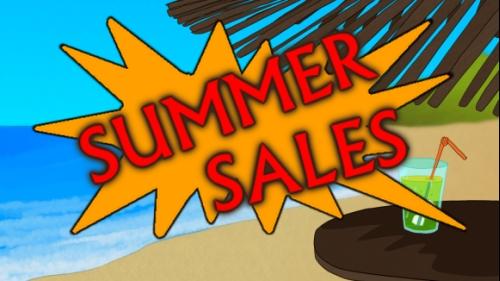 Summer sales 2014