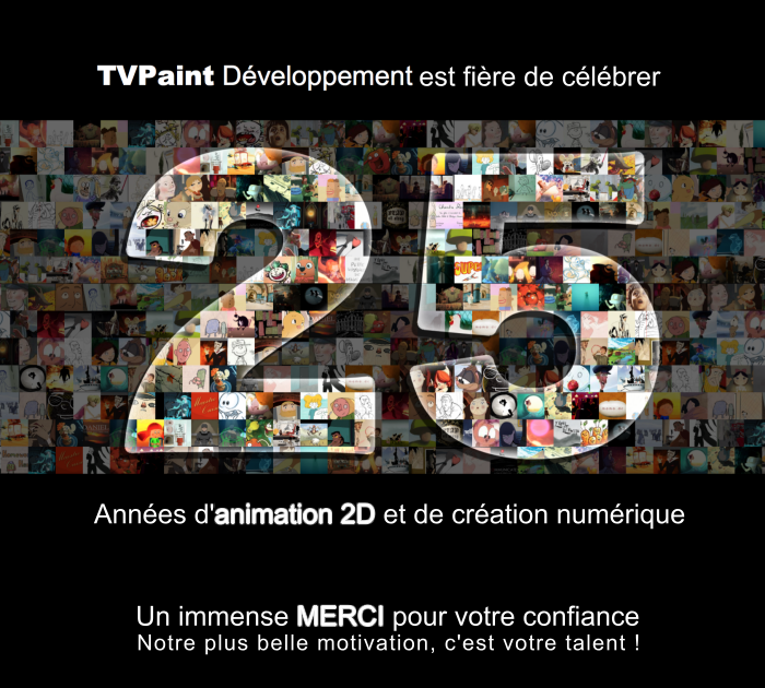 25 years of TVPaint