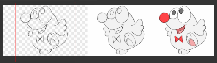 Hiroshima Festival mascot character : Lappy