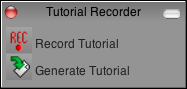 Record tutorials easily