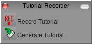 Record tutorials easily