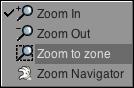 New zoom tool