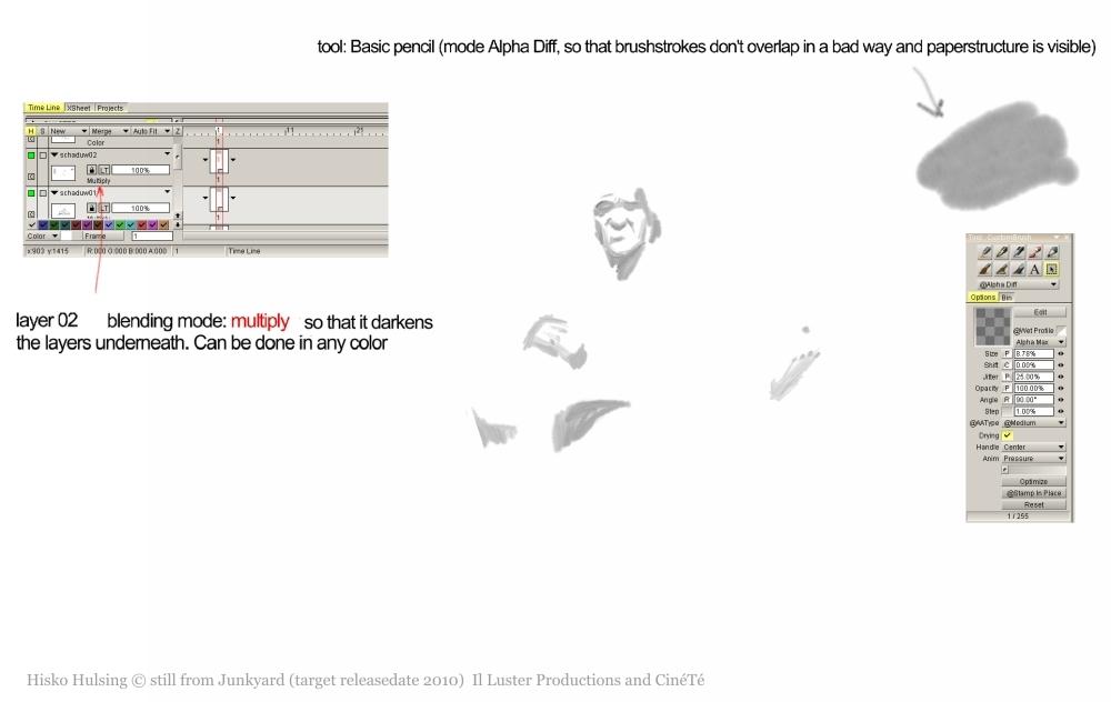 TVPaint Developpement - Web Site