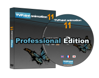 TVPaint Animation 11.0 Professional Edition (Educational License)